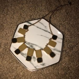 Kate Spade Gold/Taupe Necklace